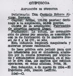 BOE del 16 de Marzo de 1954