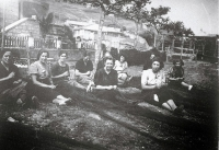 Segundo Querejeta-1930 hamarkada_Atzean ontziola